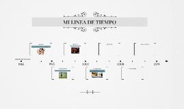 MI LINEA DE TIEMPO