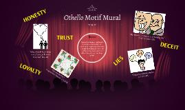 Othello Motif Mural