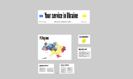 Copy of Your service in Ukraine