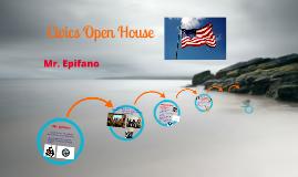 Open House 7th grade