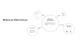 Bitácoras Electrónicas