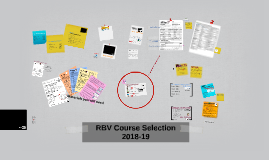 RBV Course Selection 2017-18 w/Videos