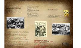 Copy of Copy of LA PRIMERA GUERRA MUNDIAL, NUESTRA HISTORIA.