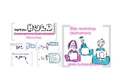 Zoekmachine Optimalisatie Workshop