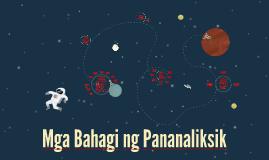 Copy of Mga Bahagi ng Pananaliksik