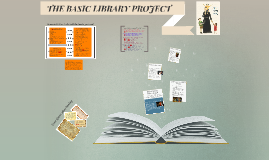 The BASIC LIBRARY PROJECT