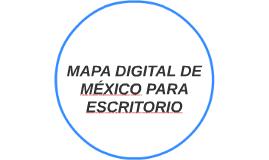 MAPA DIGITAL DE ESCRITORIO