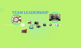 Copy of TEAM LEADERSHIP