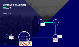 CREATING A DNA DIGITAL GALLERY