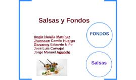 Salsas y Fondos