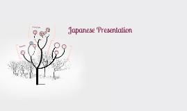 Japanese Presentation