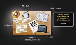 Flipping Ontario Science Classes and Enabling Student Success