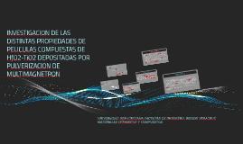 Copy of INVESTIGACION DE LAS DISTINTAS PROPIEDADES DE PELICULAS COMP
