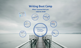 UAEU Writing Bootcamp