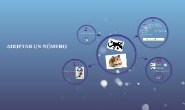 Copy of ADOPTAR UN NÚMERO