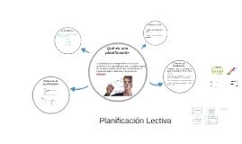 Planificación Lectiva