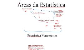 Áreas da Estatística