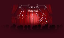 clasificación enérgetica