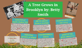 A Tree Grows in Brooklyn (novel project)
