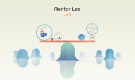 Mentor Les 14