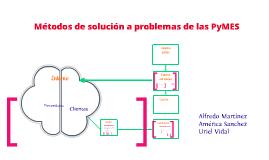 Métodos de solución problemas PyMEs