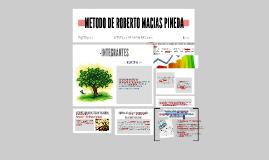 METODO DE ROBERTO MACIAS PINEDA
