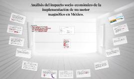 magnético en México.