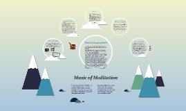 Music of Meditation