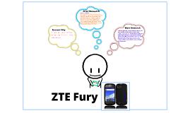 ZTE Fury