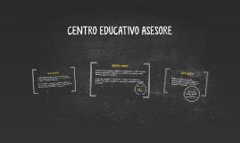 CENTRO EDUCATIVO ASESORE