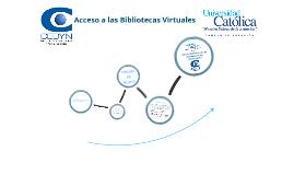 Introducción a las bibliotecas virtuales
