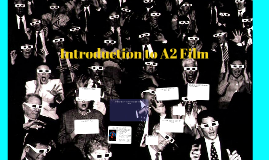 Introduction to Year 2 Film and Summer Work