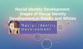 Racial Identity Development in