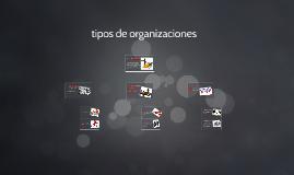 Copy of tipos de organizaciones