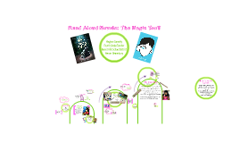 Read Aloud Novels: The Magic Tool!!