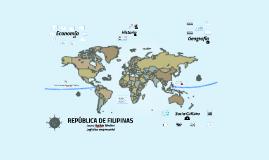 REPÚBLICA DE FILIPINAS