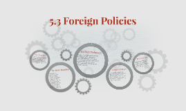 Copy of 5.3 Foreign Policies