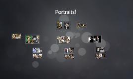 Portraits!