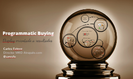 Copy of Programmatic Buying