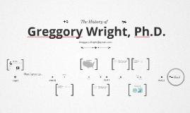 Timeline Prezumé by Greggory Wright