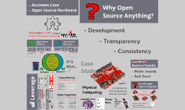 The Business Case for Open Source Hardware (light)