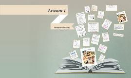 Copy of iGCSE English: Lesson 1: Persuasive Writing Techniques