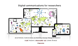Digital communications for researchers