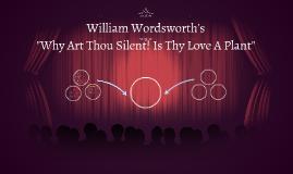 William Wordsworth's