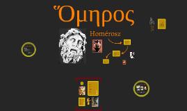 Homérosz
