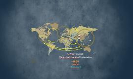 Copy of Novos Polos de Desenvolvimento Económico