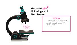 IB Bio HL2 BSN