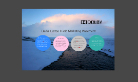 Emma Luxton | Field Marketing Placement