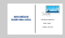 Copy of El nuevo Currículo de ERE