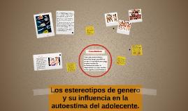 Copy of Los estereotipos sociales y su influencia en la autoestima d